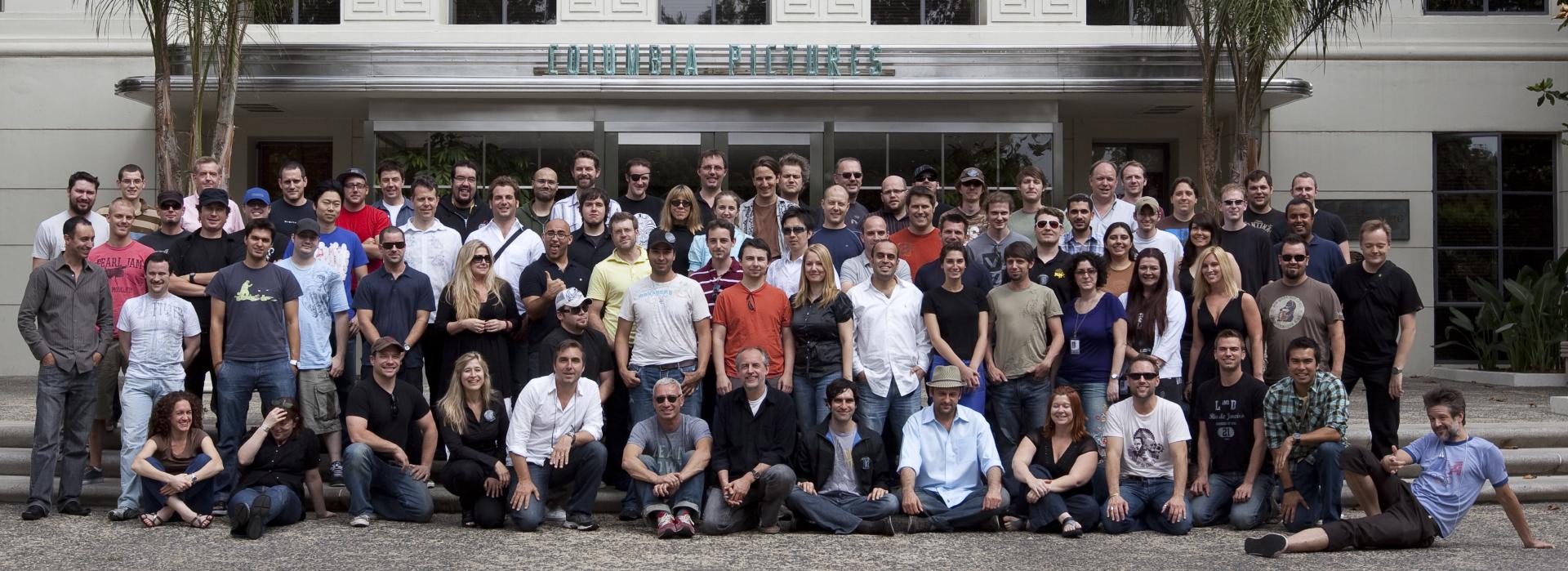 Uncharted Territories 2012 Crew